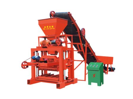 丽水保温砌块成型机-优惠的砌块成型机金星机械供应