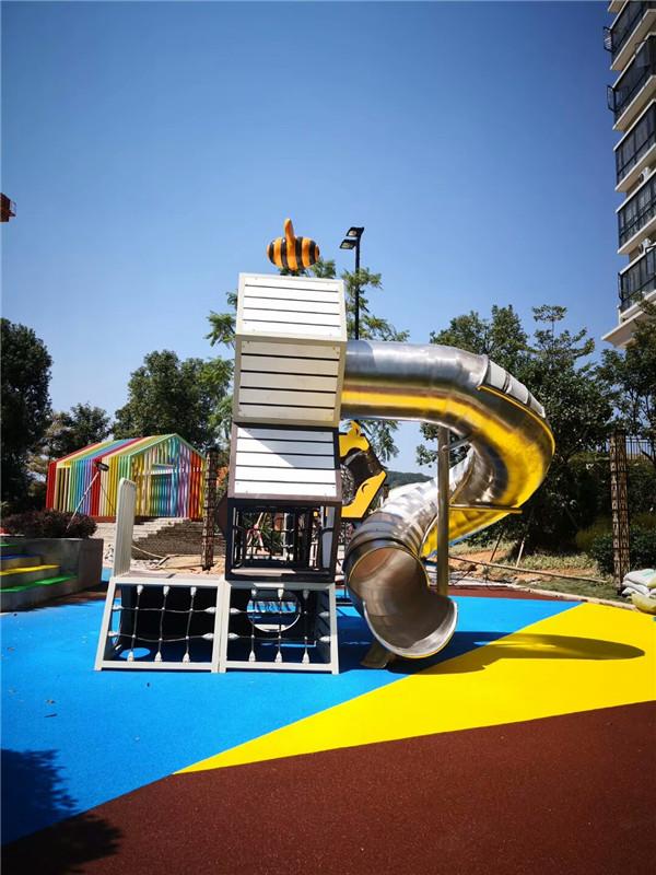 湖州【厂家包邮】幼儿园户外碳烧爬梯攀爬架幼儿园攀爬架