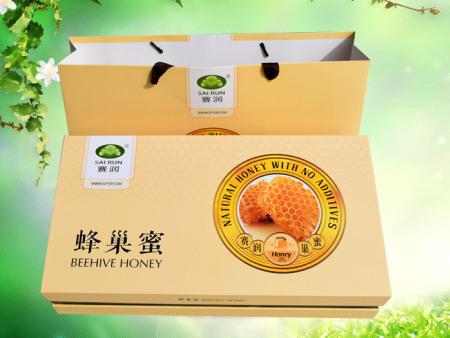 河南蜂蜜礼盒价格_山夫园食品高品质礼盒供应