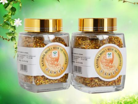 百花蜂花粉代理加盟-山东实惠的蜂花粉供应