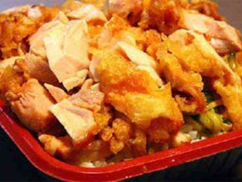 【薛记餐饮】脆皮鸡饭加盟_利润如何_加盟步骤_小吃美食