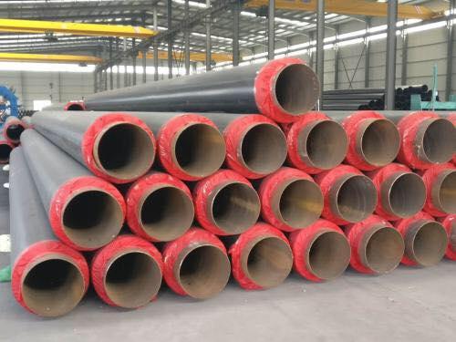 新盛保溫鋼管廠家直銷價格