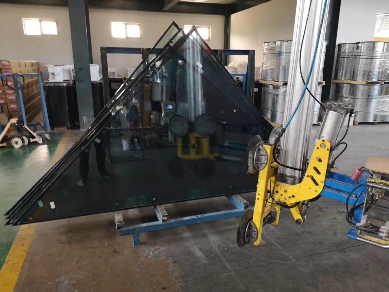 甘肅鋼化夾層玻璃價格-張掖哪有供應高性價蘭州鋼化夾層玻璃