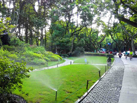 甘肃喷灌工程厂家-兰州喷灌工程-兰州喷灌设计-甘肃园林喷灌