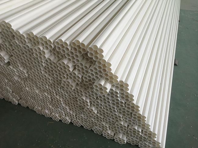 PVC七孔梅花管价格-专业呼市PVC七孔梅花管材价格