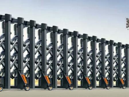 鞍山伸縮門批發|專業的伸縮門供應商,當屬沈陽順康金屬門窗銷售中心