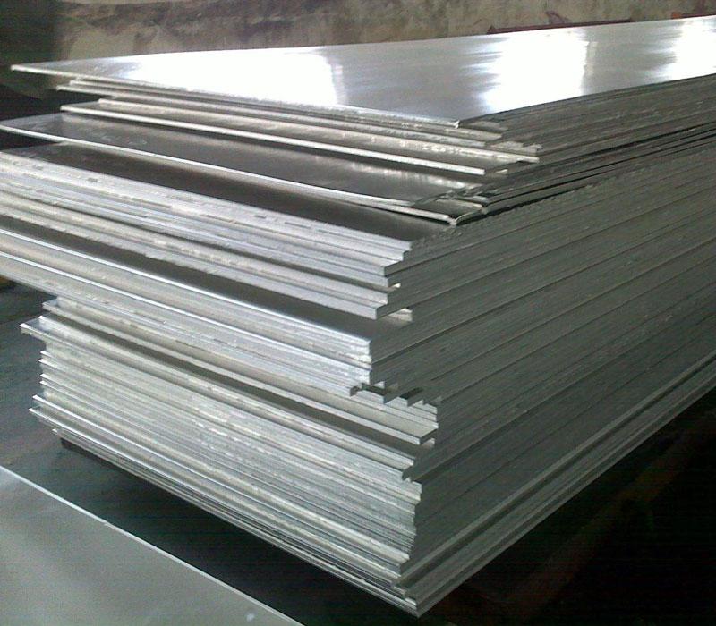 白色鋁板|安徽有品質的5A06鋁板京揚物資公司廠家直銷供應