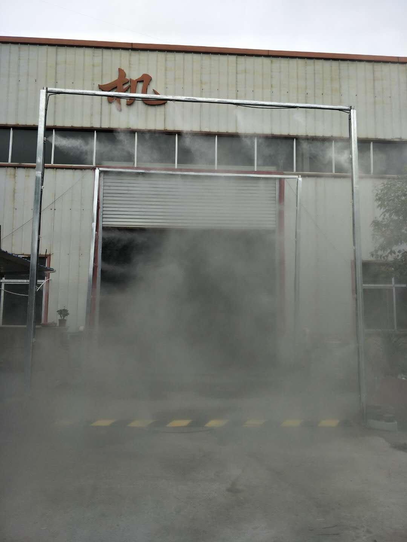 口碑好的飼料廠養殖場消毒通道哪里有,車輛消毒廠家