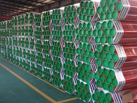 延边钢塑复合管厂家_鞍山钢塑复合管大量出售