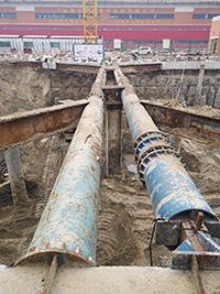 鋼支撐廠家-有信譽度的支撐鋼提供商-當選福州市統建機械租賃