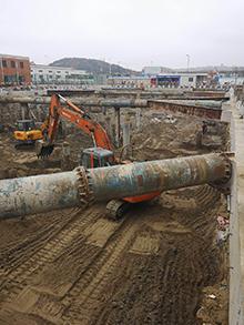 钢支撑规格-供应福州市统建机械租赁销量好的支撑钢