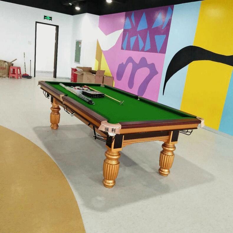 促销台球桌-想买质量好的标台球桌就来东莞市强利体育器材