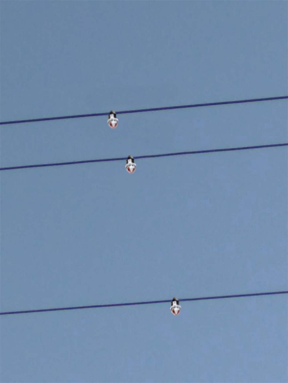 架空型电缆故障定位器