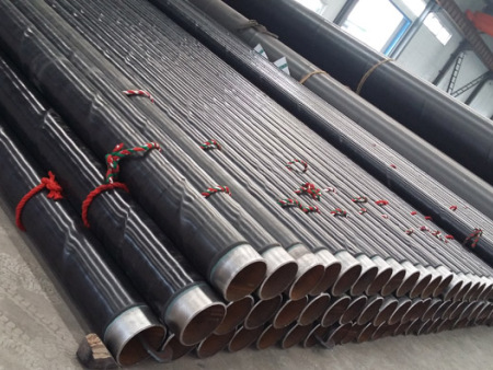 3PE钢管批发 买优良的3PE钢管优选辽宁维德防腐管业