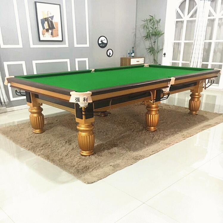 物美价廉的台球桌-广东热卖家用美式娱乐室桌球