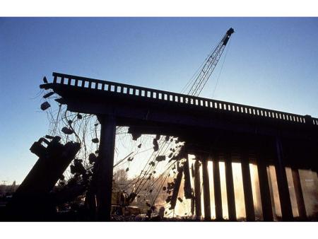 紹興橋梁拆除-專業提供浙江橋梁拆除