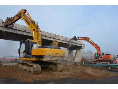 温州烟囱拆除哪家好 放心靠谱的浙江桥梁拆除推荐