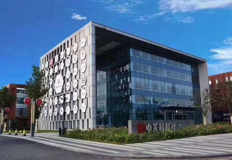 涿州厂房 企业独栋 研发办公楼 和谷产业园