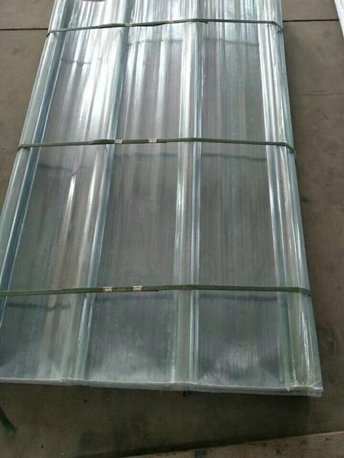 玻璃钢透明采光瓦