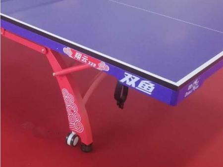 强利翔云328型双折式乒乓球台