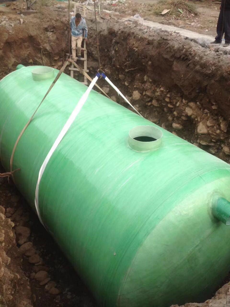 遼寧玻璃鋼化糞池-大量供應優良的玻璃鋼化糞池