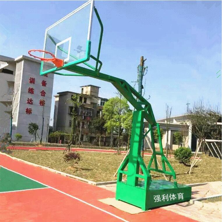 单臂篮球架价格_品质优良的移动式球架品牌推荐