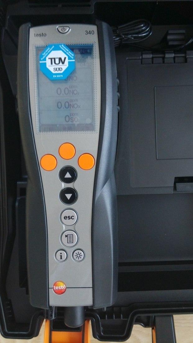北京煙氣分析儀-專業的德國德圖煙氣分析儀聚創宏業環保科技供應