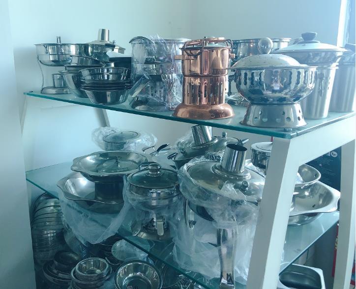 琼海厨房用品-选购价格合理的海南厨房用品-就来海南忠德酒店用品