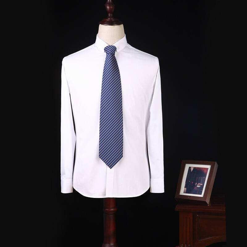 定制襯衣公司-佛山有口碑的定制襯衣