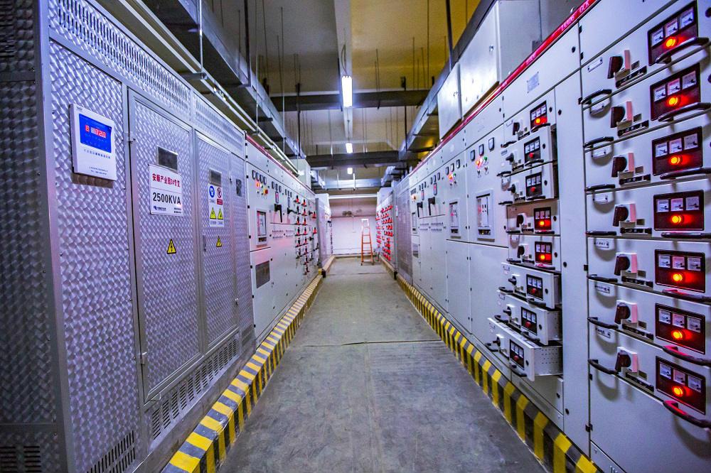 中国配电工程设计_哪儿有经验丰富的安顺产业园产业配电工程