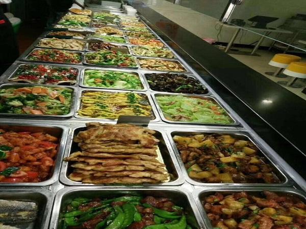 饭堂承包案例-双笔洗砚餐饮管理专业提供饭堂承包服务