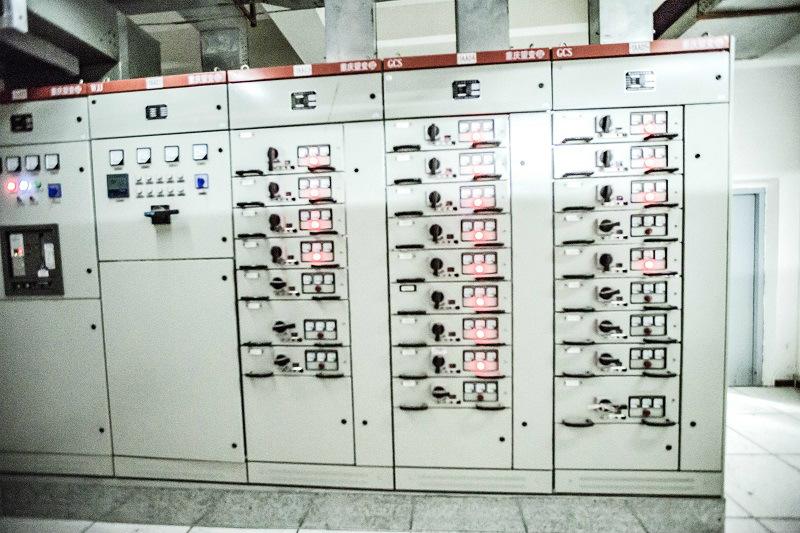 職業技術學院新校區配電工程