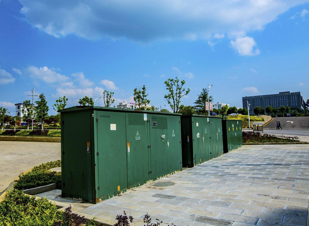 可信的配电站工程设计 想要优良的职业学院新校区配电工程就找义信安能工程