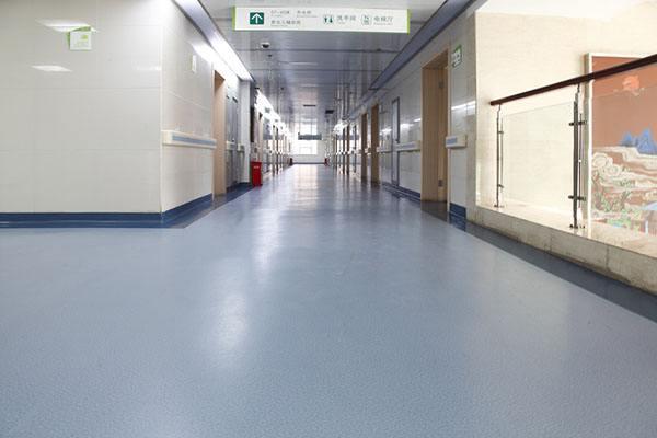 医院PVC卷材地板销售商-惠州市棱棱祺装饰工程有限公司