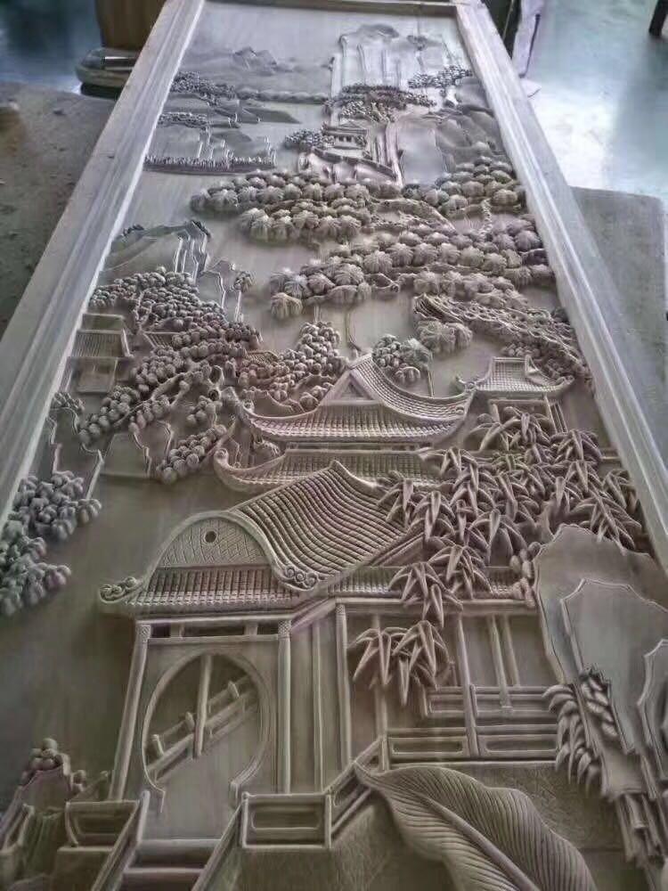 内蒙古木门雕花造型样式【九树原】