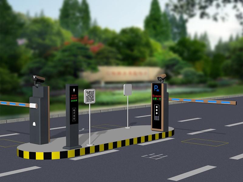 智能停车场设备-富绅智能科技有限公司出售好用的呼市智能停车系统