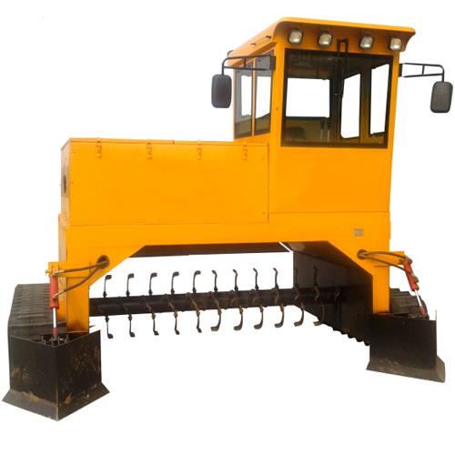 高质量翻堆机-超值的FD-2300型机械履带式翻堆机供应信息