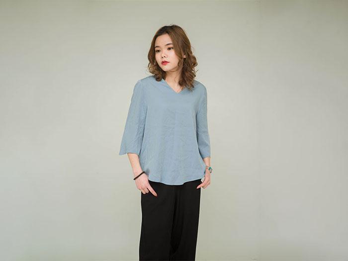 银川市价格优惠的宁夏真丝衬衣批发 中卫棉麻衬衫定制
