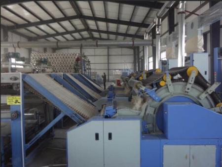 甘肃有网棉胎生产流水线-邢台哪里有卖价格适中的有网棉胎生产流水线