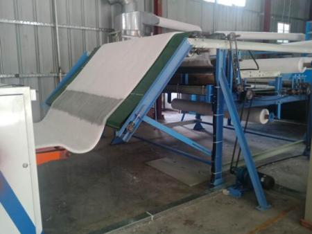 棉被胎生产线生产厂家_质量良好的无网棉胎生产流水线供销