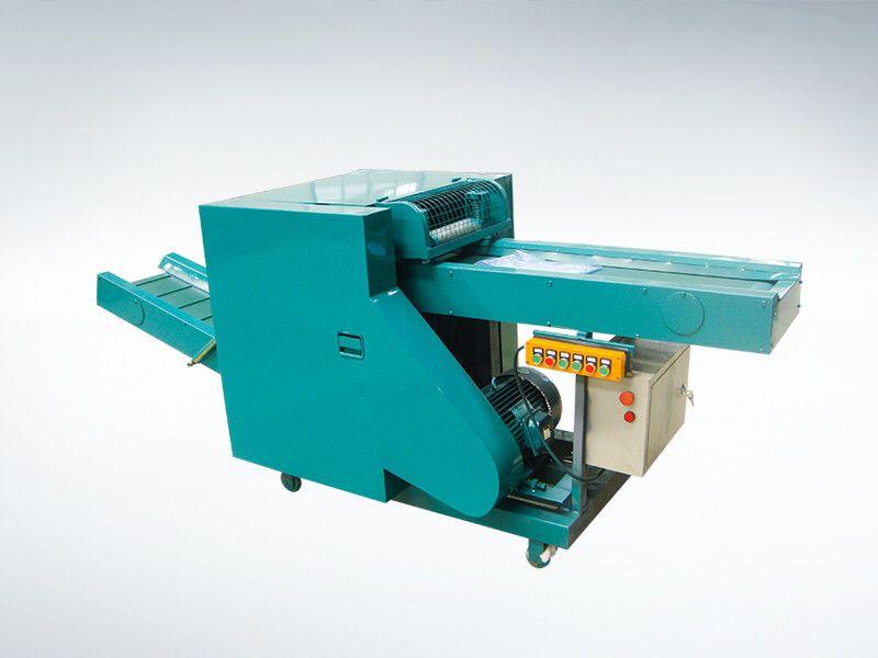 木浆纸板切块机/羊毛剪切机/浆丝切断机-山东青州伟邦机械供应