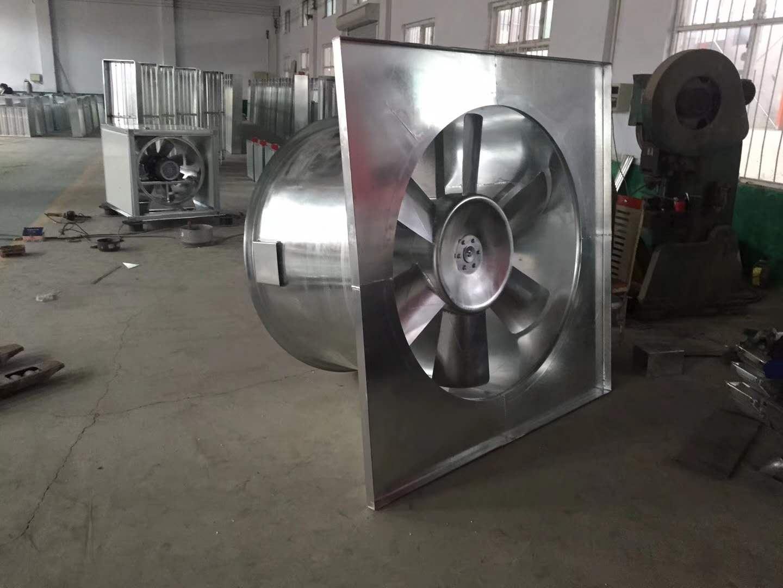 新疆3c排烟风机生产厂家_选购新疆3C排烟风机优选华伟瑞祥通风设备工程公司