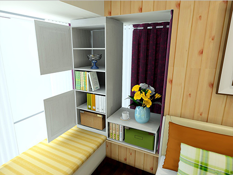 衣柜网-高水平的衣柜个性化定制服务-优选广州达达居家居
