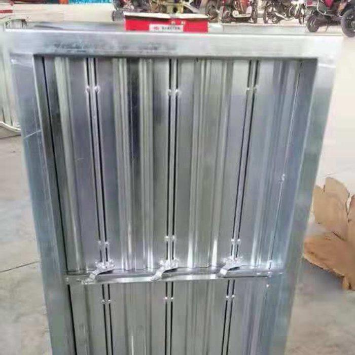 新疆好的新疆通风管道风口供应|新疆自垂百叶风口多少钱