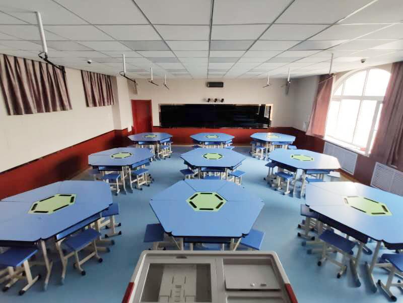汉中六角桌定制-品质有保障的甘肃六角桌银川厂家直销