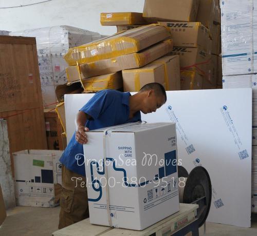 浦江镇托运公司 家具托运门到门物流搬家服务全国连锁