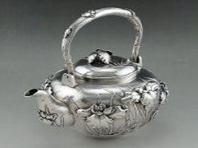 上海老银器回收(各种老式银制品收购)