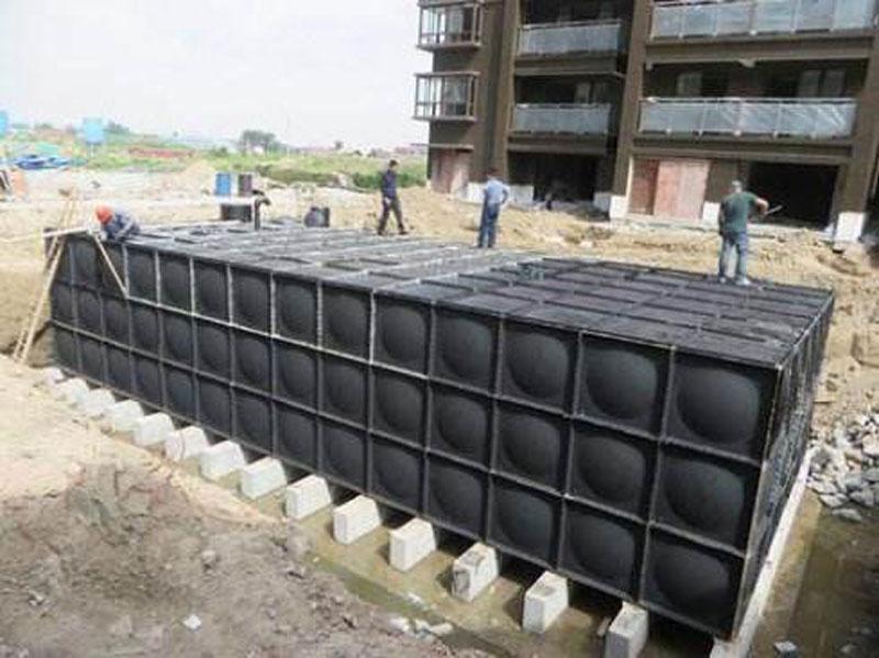 鋼板瓦楞水箱制造商|納森性價比高的鋼板瓦楞水箱出售