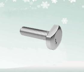物美价廉的GB37T型槽用螺栓厂家|基准五金GB37 T型槽用螺栓价格