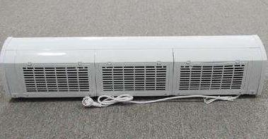生产加工|热风幕机|轴流式节能顶吹式热风幕机